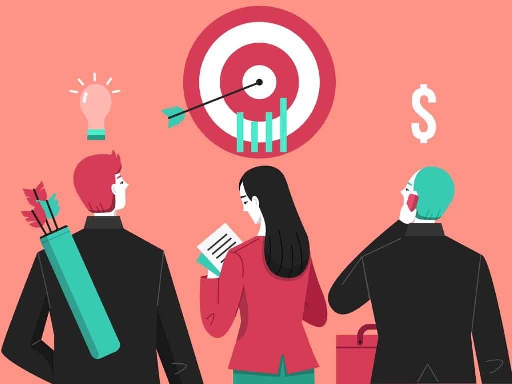 TikTok for Business : de nombreuses possibilités de ciblage offertes aux entreprises.