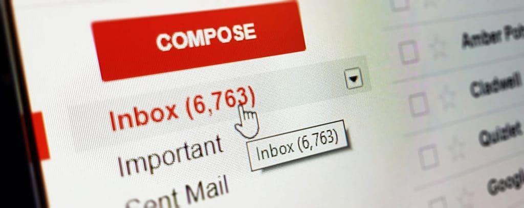 Gmail image descriptif