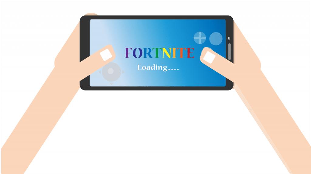 Fortnite image descriptif
